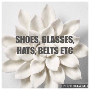✨SHOES, GLASSES, HATS & ETC...